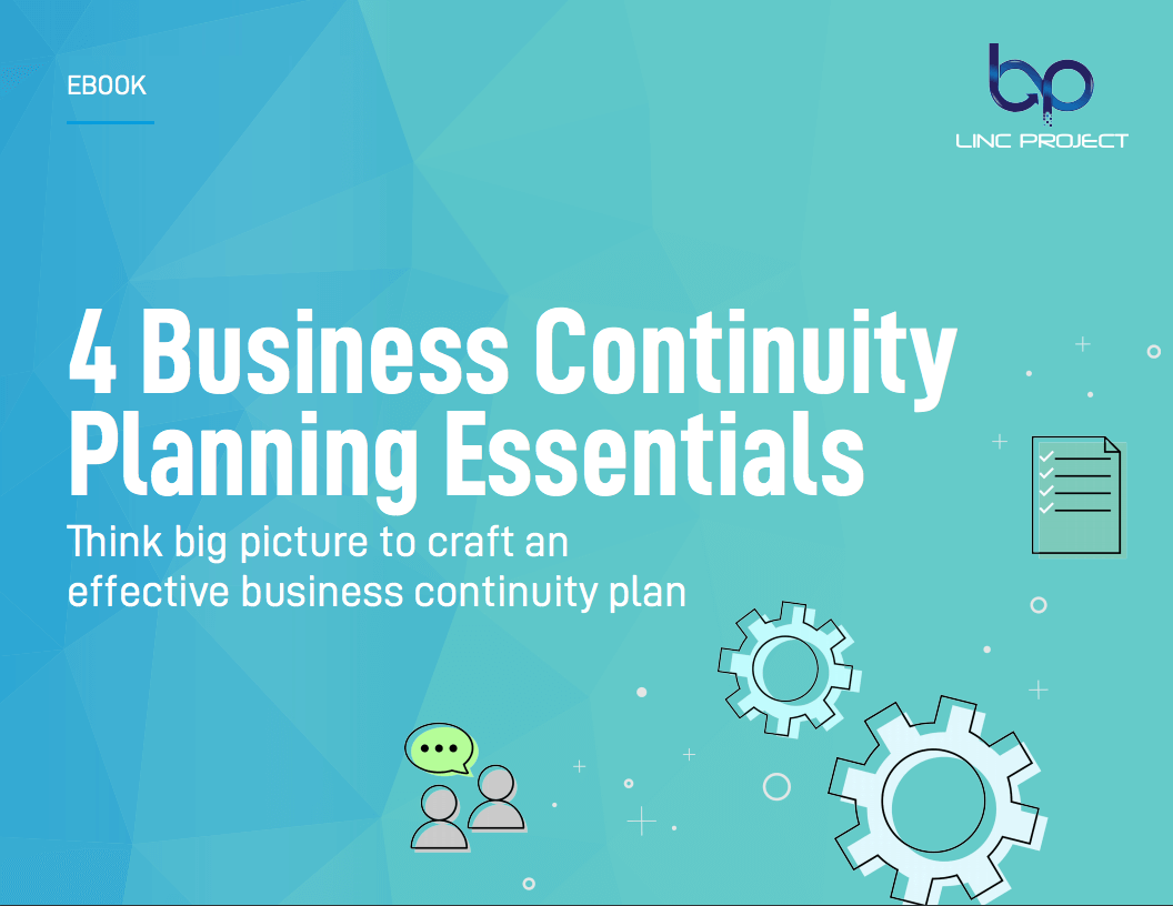 4 business Continuity planning essentials