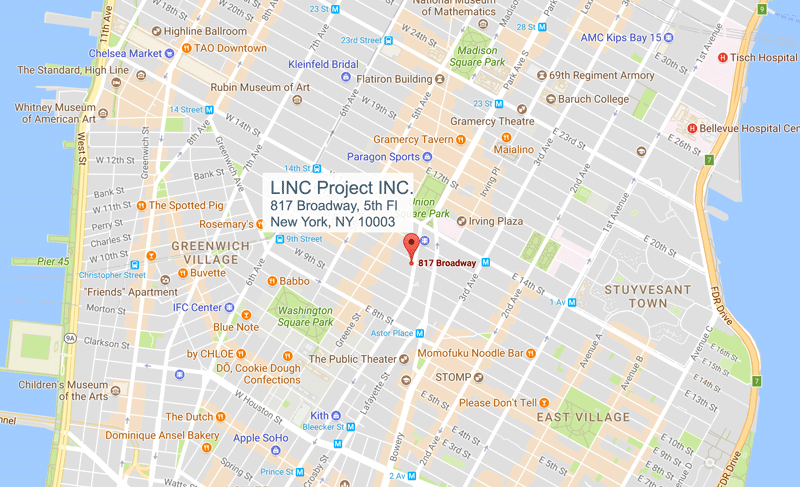 LINC Project address