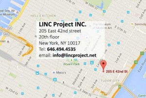 LINC Project address NY