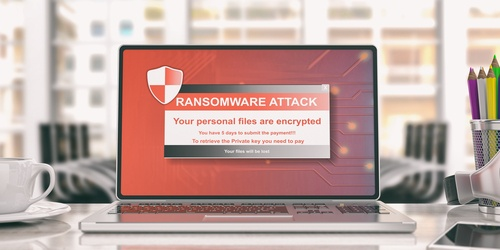 Ransomware Can Ruin Your Day – and Your Business