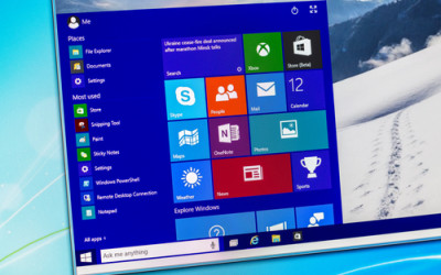 So It Begins…The First Days of Windows 10